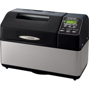 Zojirushi Home Bakery Supreme 2-Pound-Loaf Breadmaker